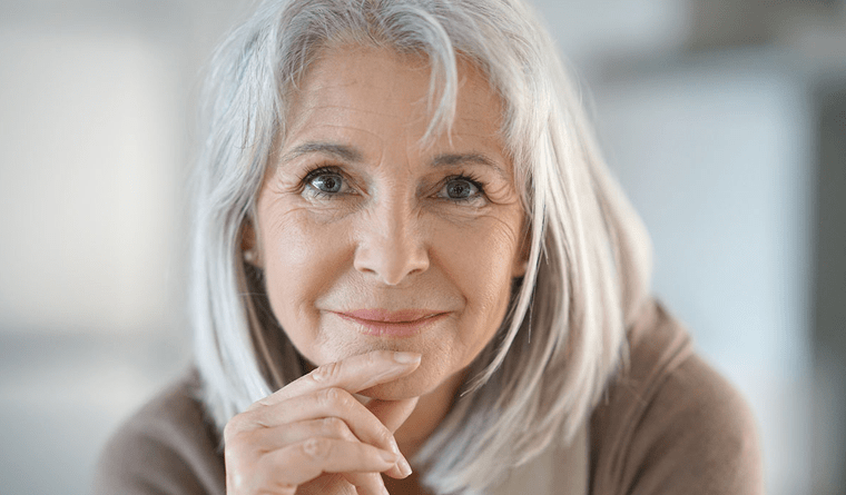 how to cover grey white hair naturally