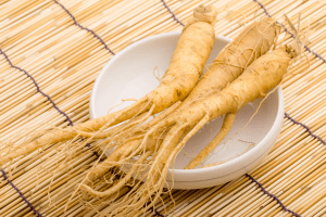 Ginseng can use for hair loss